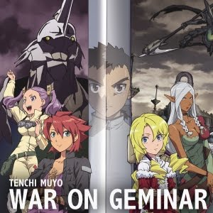 tenchi muyo war on geminar
